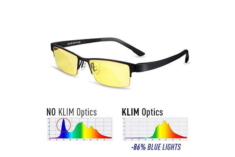 Anti-Blaulicht-Brille
