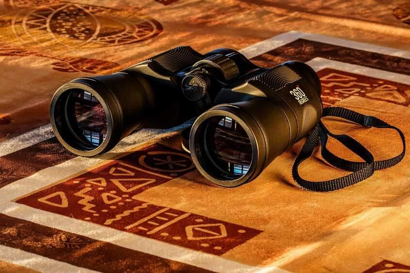 Fernglas Aufsatz für Smartphone-Kamera