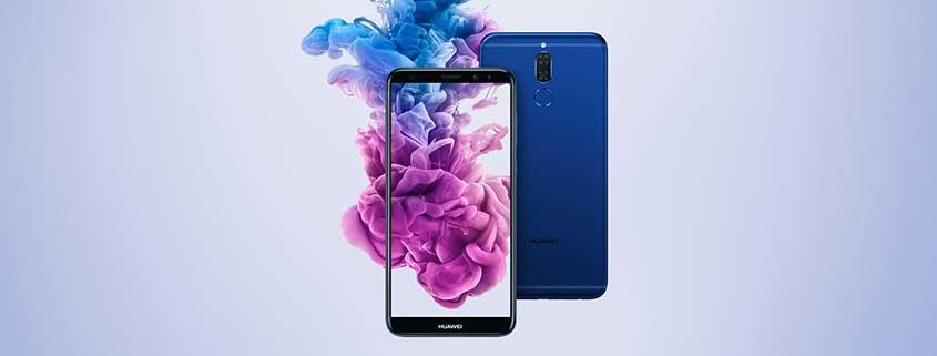 Huawei Mate 10 lite & Google Home Mini mit Vertrag