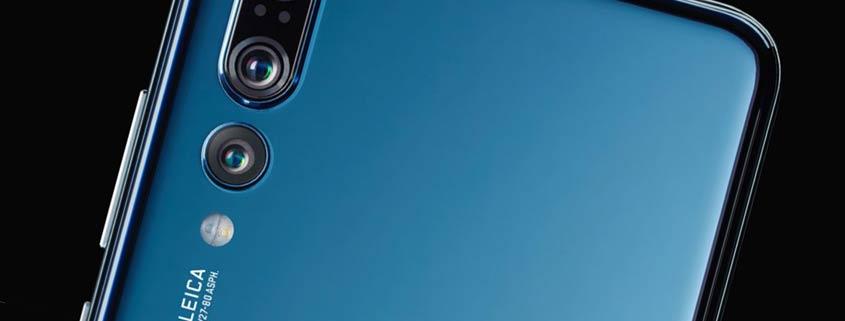 Huawei P20 & Sennheiser Kopfhörer Pro mit Vertrag