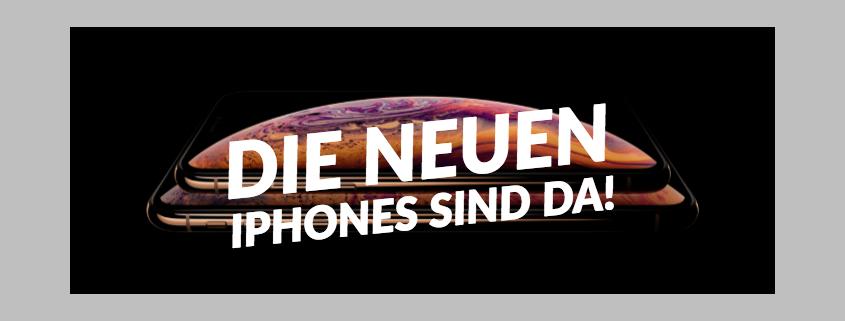 iPhone XS und iPhone XR vorgestellt