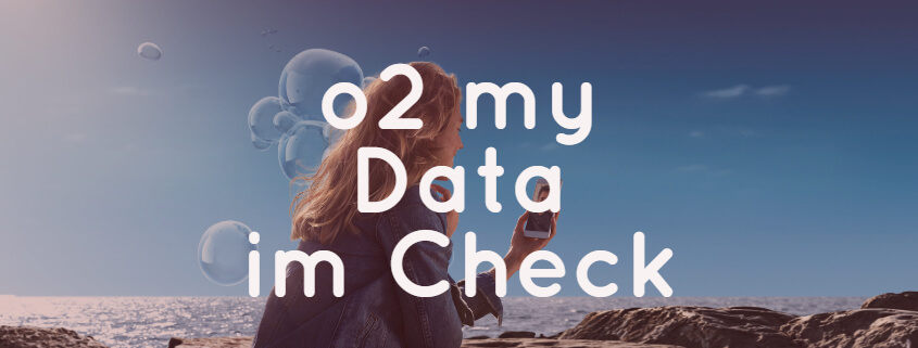 o2 my data Tarife im Check