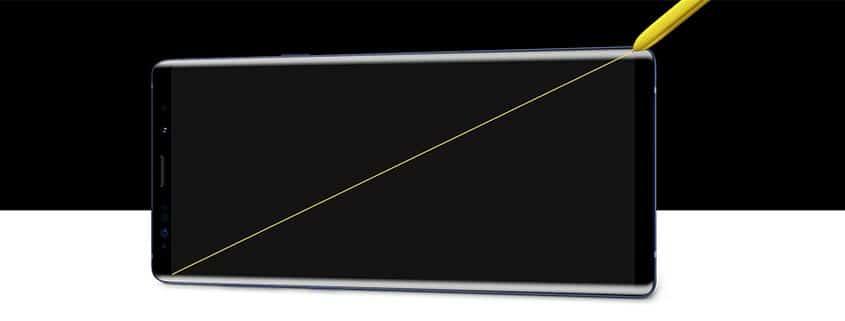 Samsung Galaxy Note 9 + 8 GB Allnet Flat für nur 36,99 €/mtl.