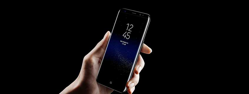 Samsung Galaxy S8 & 5 GB Allnet Flat für 19,99 €/mtl.