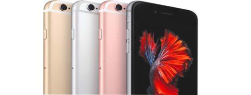Apple iPone 6s mit Blau Allnet L