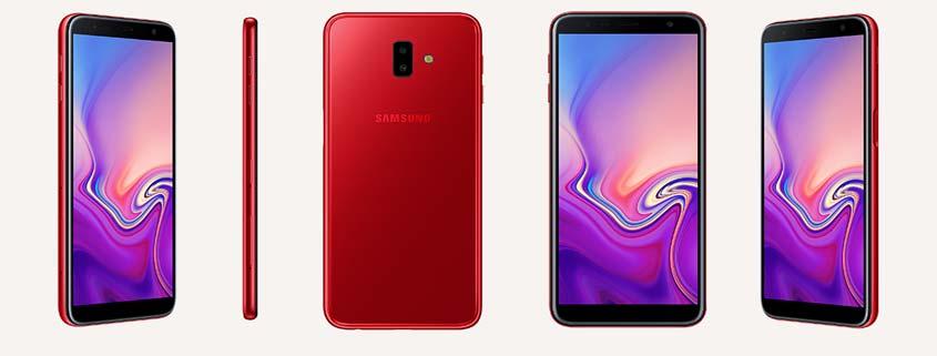 Samsung Galaxy J6+ mit günstigen Einsteiger Tarifen ab 14,99 €/mtl.