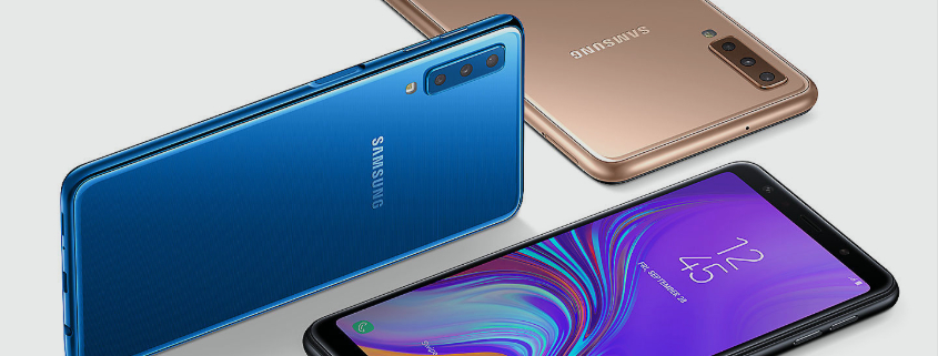 Saturn Samsung Galaxy A7 + Super Select S