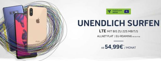 handyflash Bundles mit o2 Free Unlimited