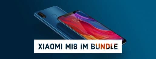 Xiaomi MI8 mit Vertrag