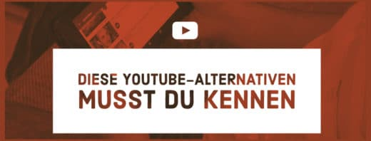 YouTube Alternativen