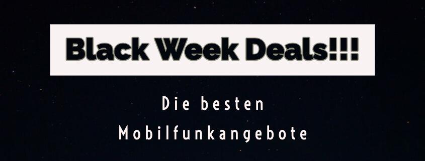 Die besten Black Week Deals