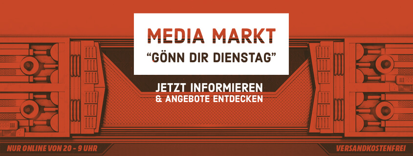 Media Markt Gönn Dir Dienstag Angebote