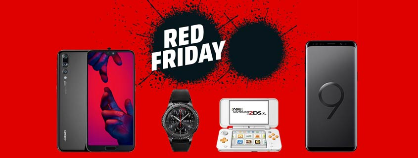 Media Markt Red Friday 2018
