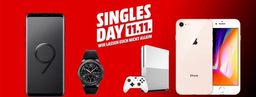 Media Markt Singles Day 2018