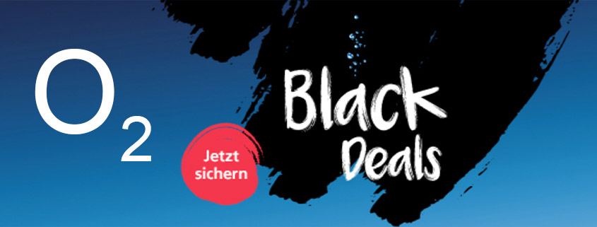 Black Deals bei o2