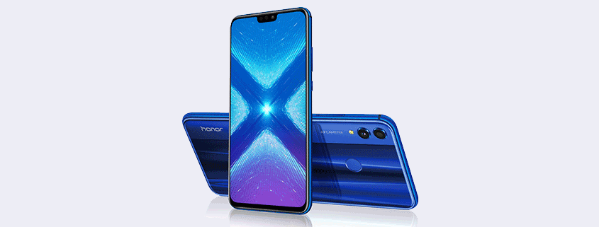 Media Markt Honor 8x + 2 GB Allnet Flat