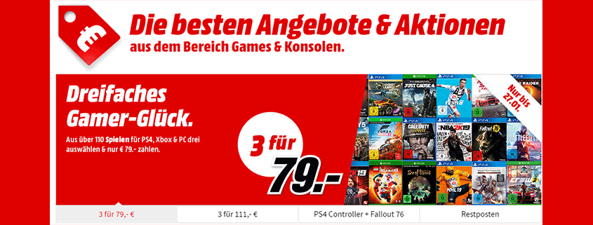 Media Markt Gaming