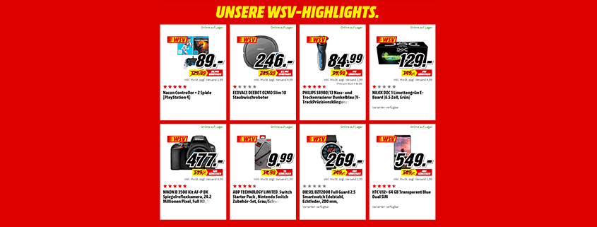 Media Markt Highlights
