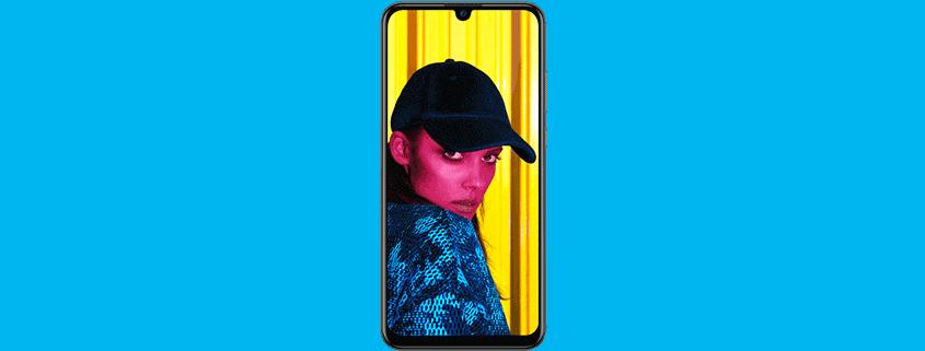 Blau Huawei P Smart 2019