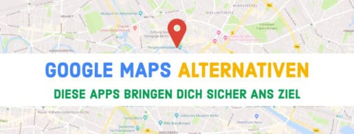 Google Maps Alternativen
