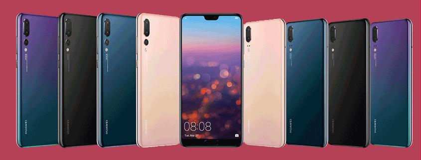 Huawei P20 Pro & Zubehör inkl. Allnet Flat für 21,99 €/mtl.