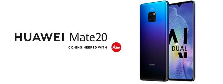 Huawei Mate 20 im Test