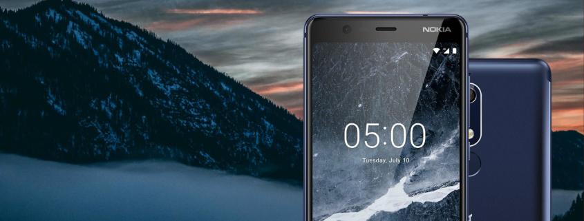 Nokia 5.1 im Test – Performance, Ausstattung & Preis