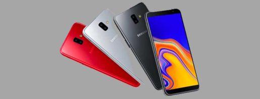 Samsung Galaxy J6+ mit Vertrag