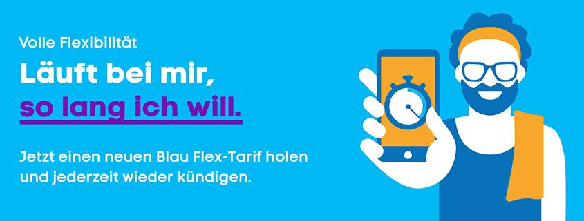 Blau Flex Tarife im Check - Wie gut sind die neuen Flex Tarife?