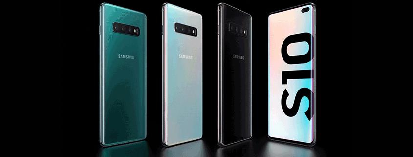 Die 4 besten Deals mit dem neuen Samsung Galaxy S10