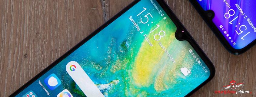 Huawei Mate 20 Pro & 10 GB LTE Allnet Flat