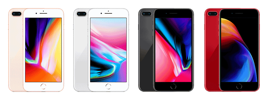 Apple iPhone 8 + . 20 GB Allnet Flat im Angebot