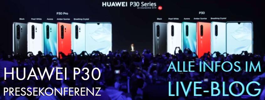 Huawei P30 Titel