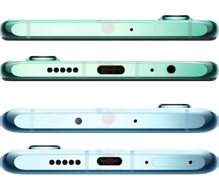 HuaweiP30_Anschlüsse