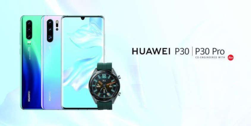HuaweiP30_Vorbestellerbonus