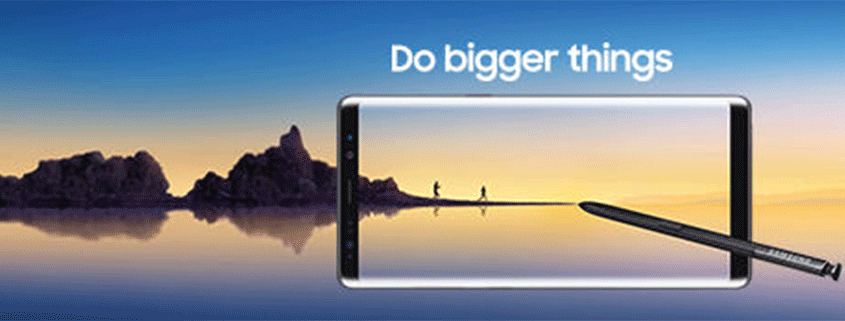 Samsung Galaxy Note 8 zum Dealpreis