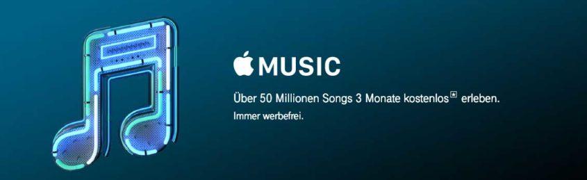 Telekom Apple Music kündigen