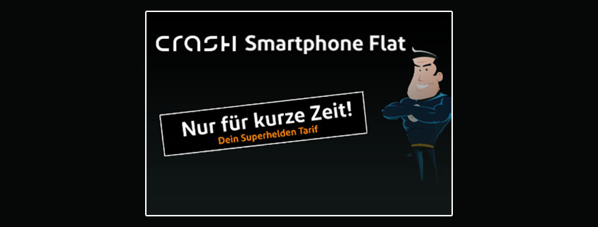 crash Superhelden-Deals mit 1 GB
