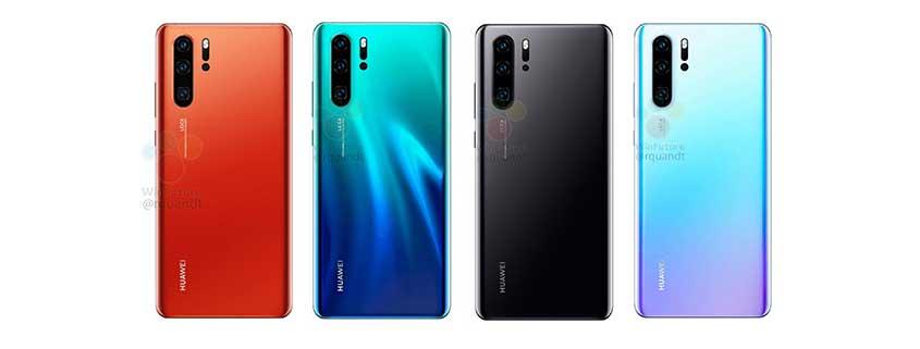Huawei P30 Leaks & Gerüchte