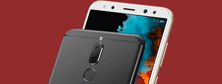 Huawei Mate 10 Lite + Sennheiser Momentum Free & Allnet Flat