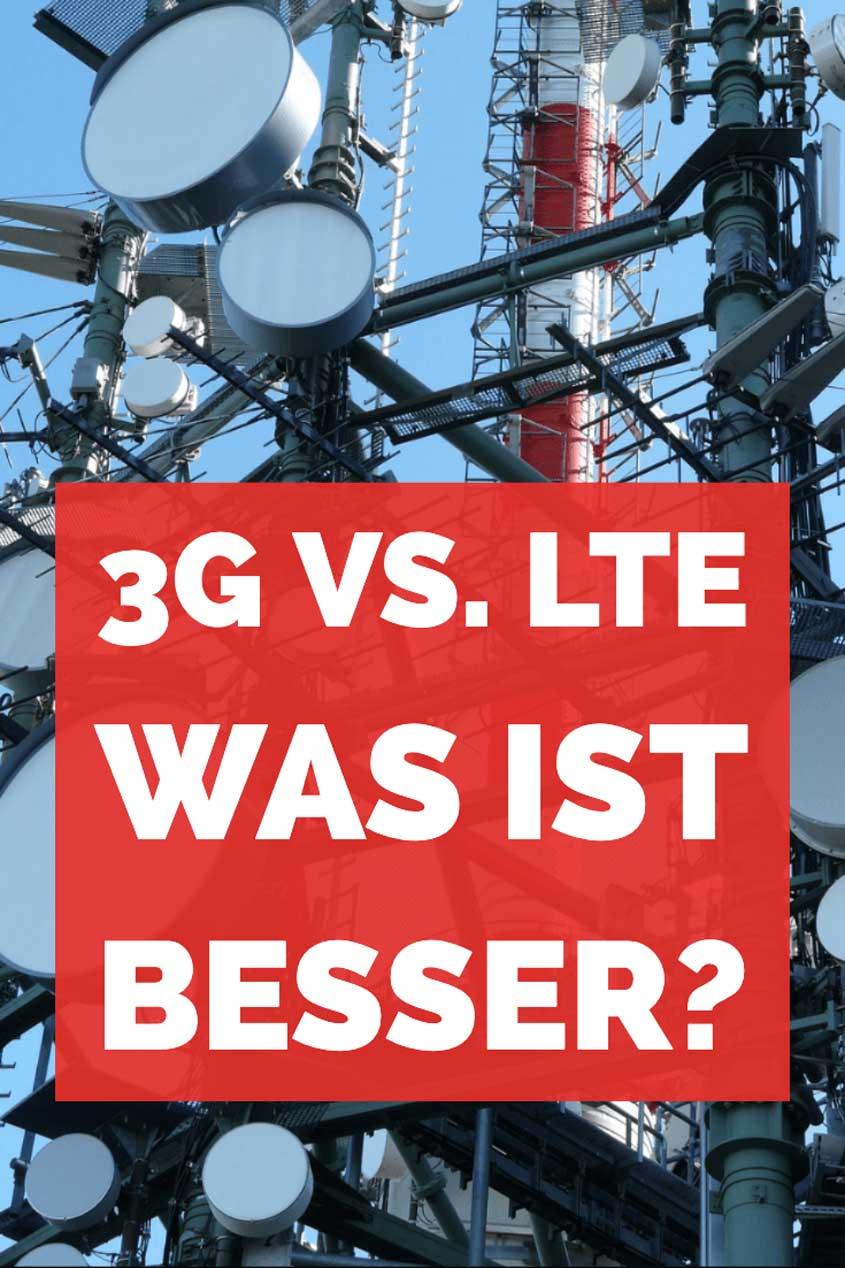 3G vs. LTE