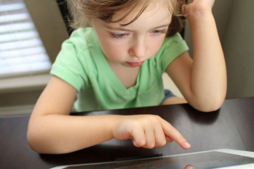 Kurzsichtigkeit Kinder