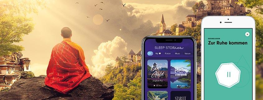 7 Meditations-Apps für das Smartphone