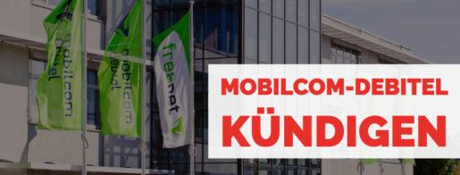 mobilcom-debitel kündigen