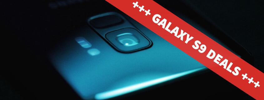 Samsung Galaxy S9 ab 19,99 €