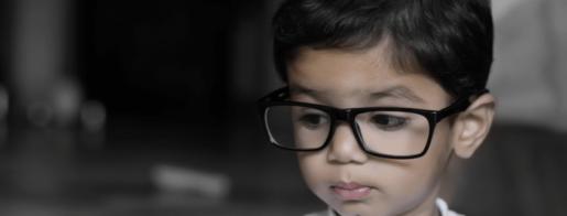 Kurzsichtigkeit bei Kinder