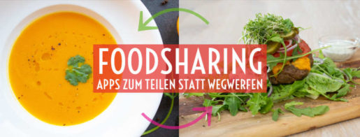 Foodsharing Apps