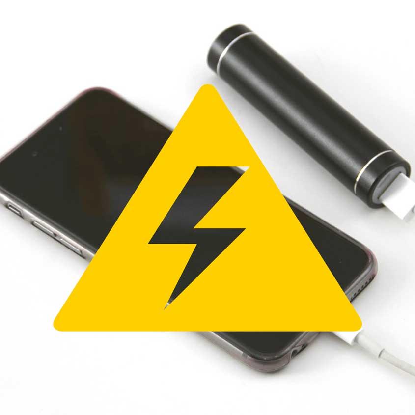 Smartphone Akku beim Aufladen ausschalten