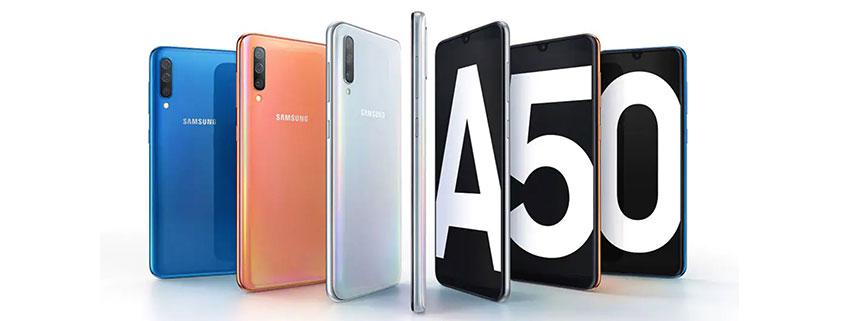 Samsung Galaxy A50 für 15,99 €/mtl.