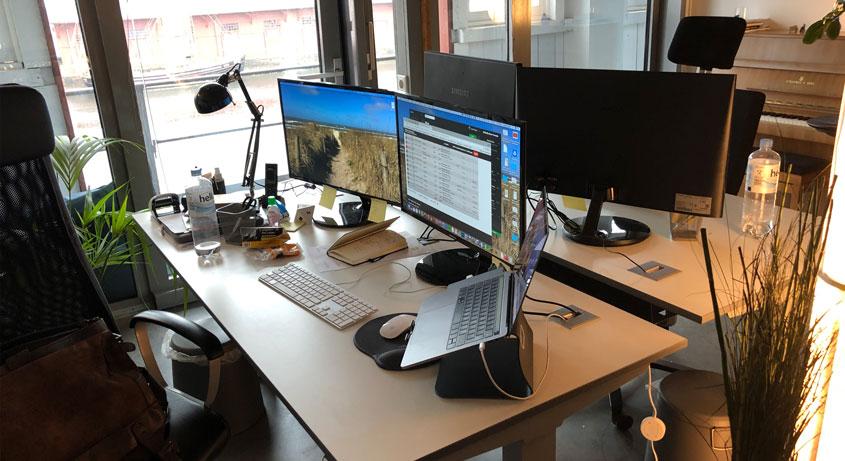 Das Büro der smartphonepiloten #1
